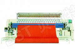 Multi Color Multi Head Quilting Embroidery Machine