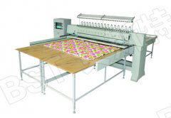 BST-QM Buckwheat mattress quilting machine